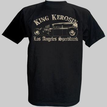 King Kerosin T-Shirt - Los Angeles Speedfreak