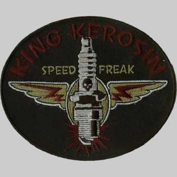 King Kerosin Patch PT - MZK