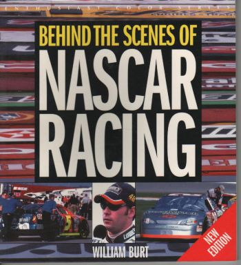 Book - Behind the Scenes of NASCAR RACING