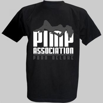 Porn Deluxe T-Shirt  / T-xxx24