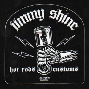 Jimmy Shine Sticker - Piston