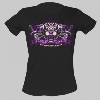 King Kerosin Girls T-Shirt - ejr