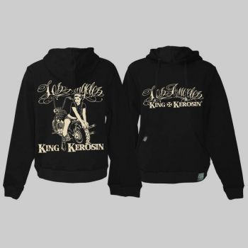 King Kerosin *Limited Edition* Hoodie / Los Angeles - RNP