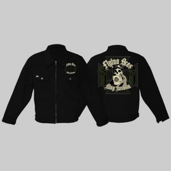 King Kerosin *Limited Edition* Workerjacket - Flying Aces / Limited Edition