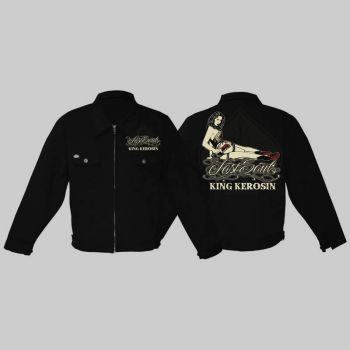 King Kerosin *Limited Edition* Workerjacket - Lost Souls / Limited Edition