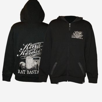 King Kerosin*Strick* Hoodie Jackets khj-Rnh/Rat Bastard