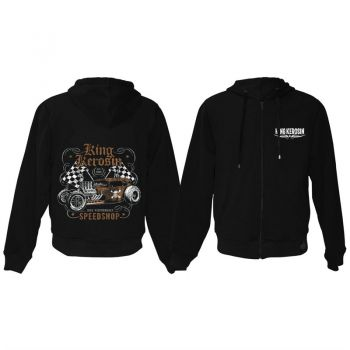 King Kerosin *Limited Edition* Hoodie Jackets - HPS