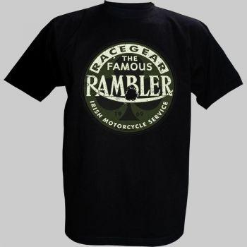 Race Gear T-Shirt  T - NFR / The Famous Rambler