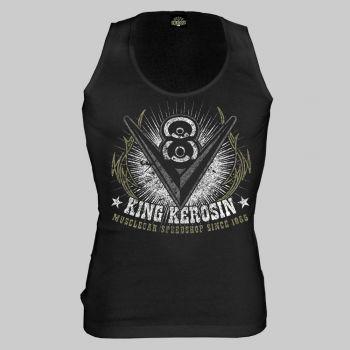 King Kerosin Tank Top - Nv8