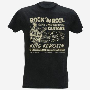 King Kerosin Vintage T-Shirt - RnR Guitars