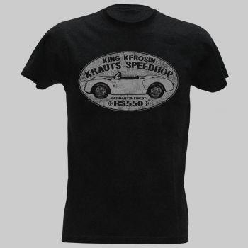 King Kerosin Vintage T-Shirt - Krauts Speedshop