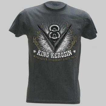 King Kerosin T-Shirt tvf1-nv8