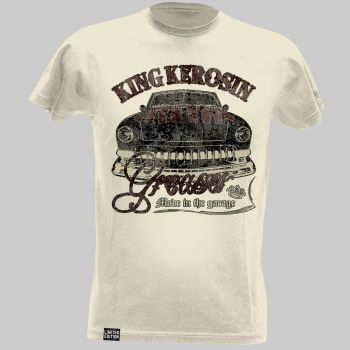 King Kerosin T-Shirt tvf2-ngr / Greaser