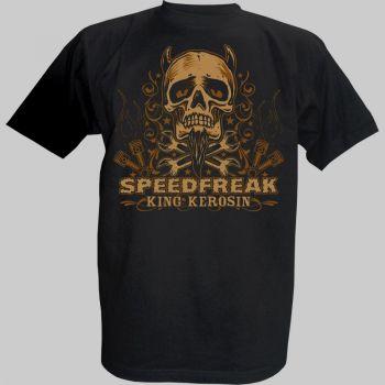 King Kerosin T-Shirt - Speedfreak 1