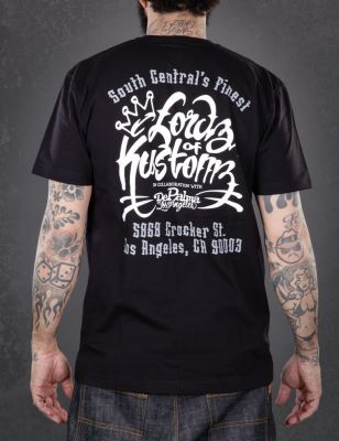 DE PALMA-T-Shirt - Lordz of Kustom