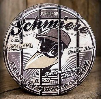 Pomade Rumble 59 - Sträfling- Knüppel Hard /Limited Edition