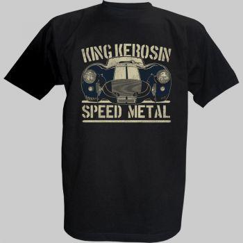 King Kerosin T-Shirt - Speed Metal