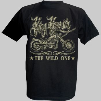 King Kerosin T-Shirt - Wild One