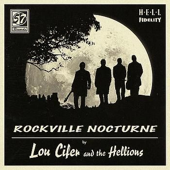 CD - Lou Cifer - Rockville Nocturne