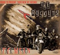 CD - The Rockets / Space Mission