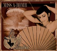 CD - Ella & The Roosters / Miss a Bomb