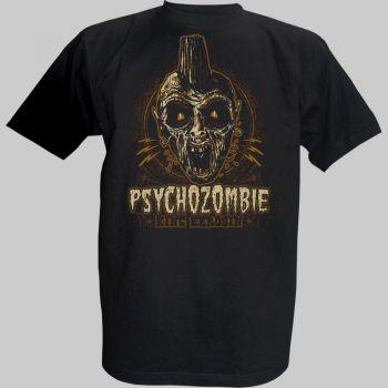 King Kerosin T-Shirt - Psychobilly Zombie 1