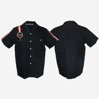 KING KEROSIN Dragstrip Shirt / blanko