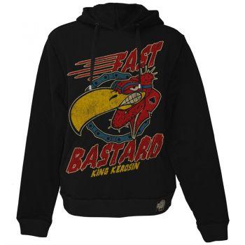 King Kerosin Standard Hoodie - Fast Bastard / HS-FBA