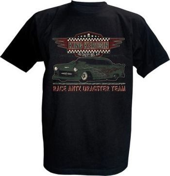 King Kerosin T-Shirt - Race Antz Dragster