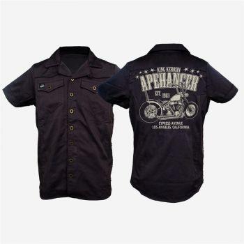 KING KEROSIN RETRO Shirt - Apehanger