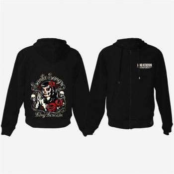 King Kerosin *Limited Edition* Hoodie Jackets - SKK