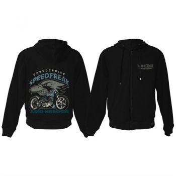 King Kerosin *Limited Edition* Hoodie Jackets - SPE