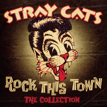 CD - Stray Cats / Rock this Town