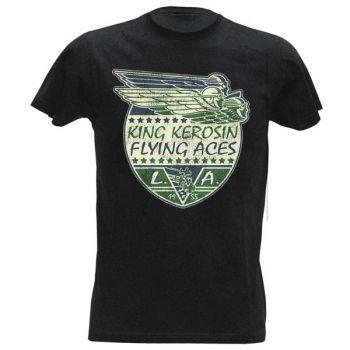 King Kerosin Vintage T-Shirt - Flying Aces