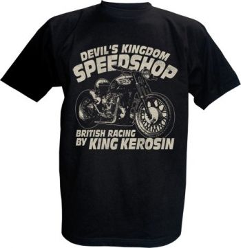 King Kerosin T-Shirt - Devils Kingdom