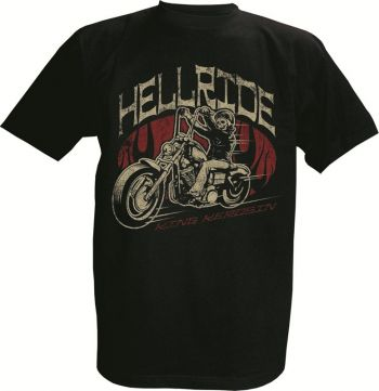 King Kerosin T-Shirt - Hellride