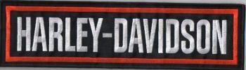 Rücken-Patch PTKR-Harley Davidson