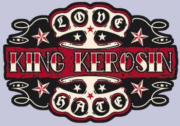 King Kerosin Sticker ST-EKN