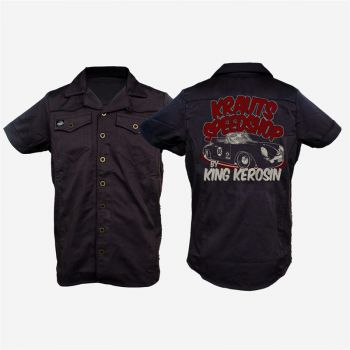 KING KEROSIN Limited Edition RETRO Shirt - Krauts Speedshop