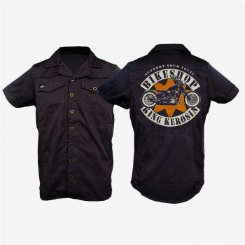 KING KEROSIN Limited Edition RETRO Shirt / CS7-SYL