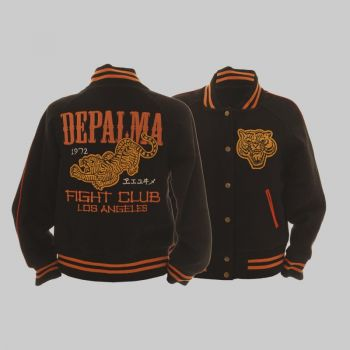 DE PALMA Collegejacket Girl cj_fight