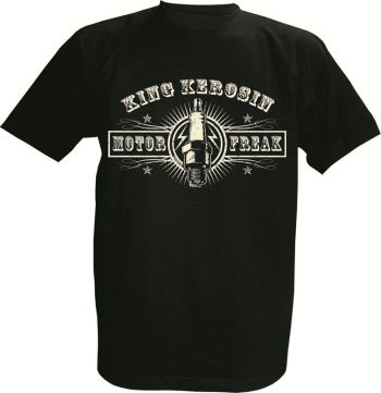 King Kerosin T-Shirt - Motor Freak