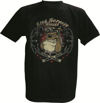 King Kerosin T-Shirt - King Kerosin Grease