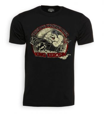 King Kerosin T-Shirt - Volksrod Rider