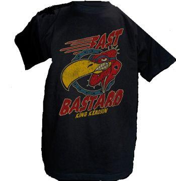 King Kerosin T-Shirt - Fast Bastard