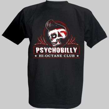 King Kerosin T-Shirt - Psycobilly