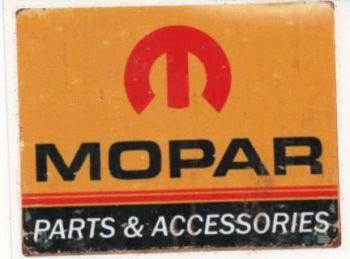 Race Sticker - Mopar / Parts & Acc.