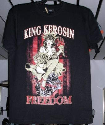 King Kerosin T-Shirt - Freedom