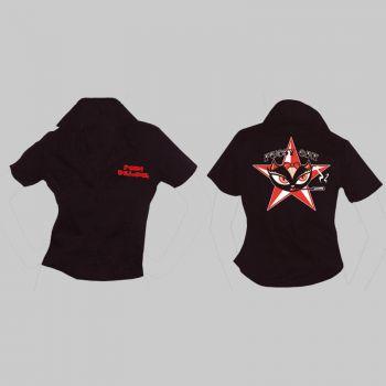 Porn Deluxe Girlie Shirt WSG_LPR