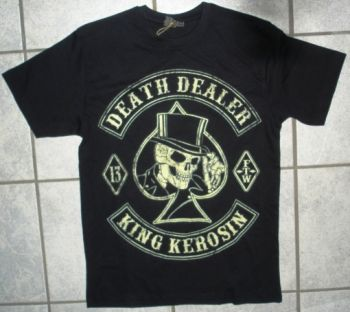 King Kerosin T-Shirt - Death Dealer